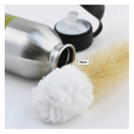 stainless steel bottle brush
