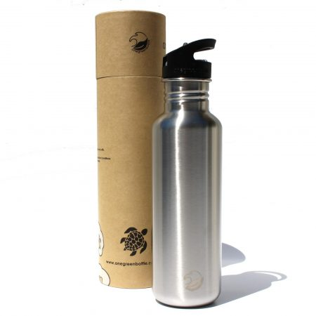 800ml stainless steel water bottle onegreenbottle