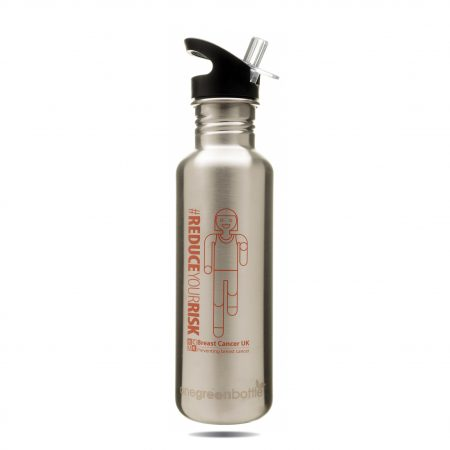 non plastic water bottle BCUK