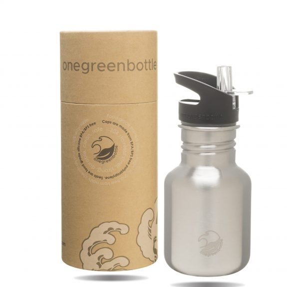 350ml stainless steel tough canteen onegreenbottle