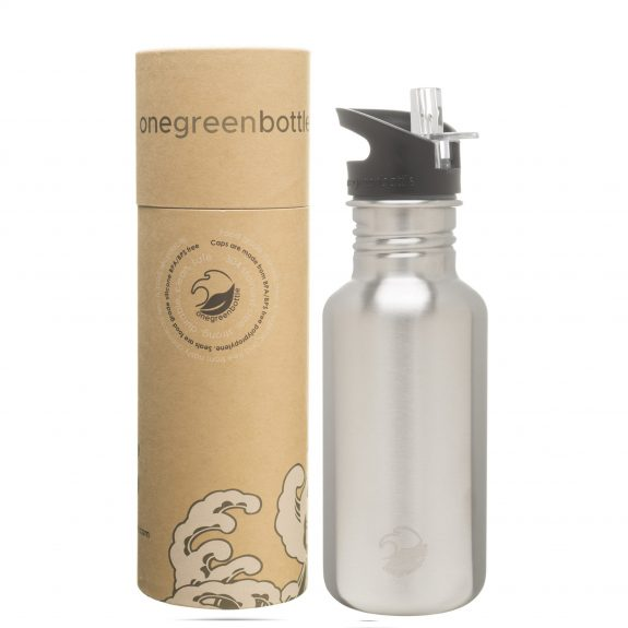 500ml NEW stainless steel bottle tough canteen onegreenbottle