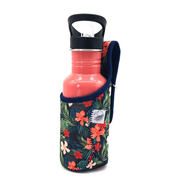 500ml tropical jacket stainless steel bottle carrier