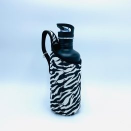 1200ml protective zebra bottle jacket