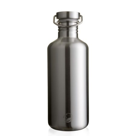 1200ml stainless steel bottle steel cap