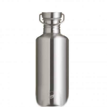 1200ml tough canteen with steel cap