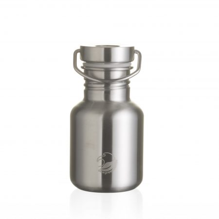steel cap stainless steel bottle