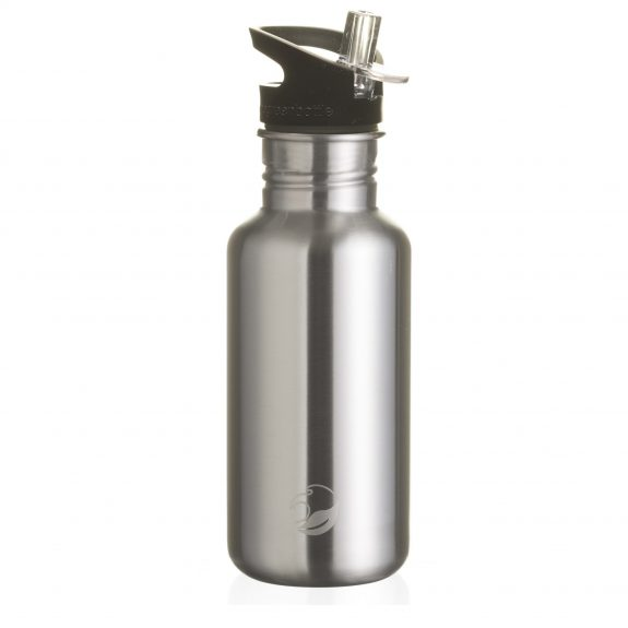 stainless steel water canteen
