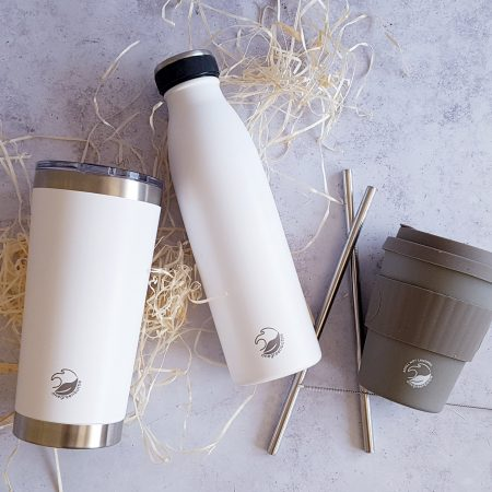 ecofriendly coffee trael mug set