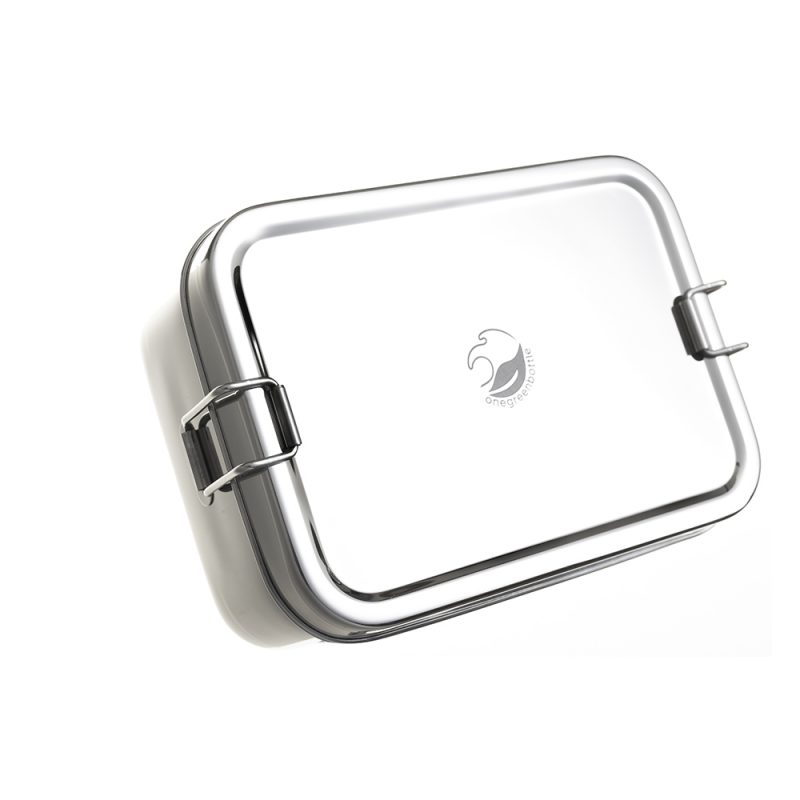 giant reusable stainless steel lunchbox