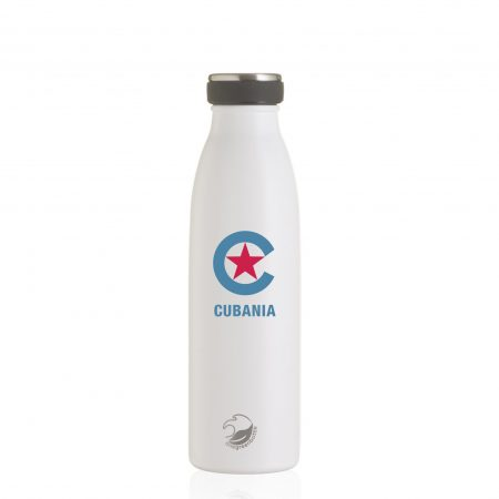 digitally printed stainless steel bottle