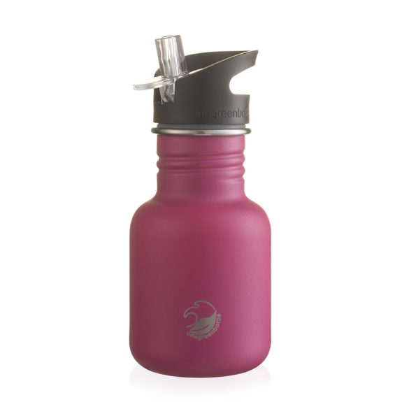 Hot Pink stainless steel bottle