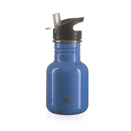 Niagara blue stainless steel bottle