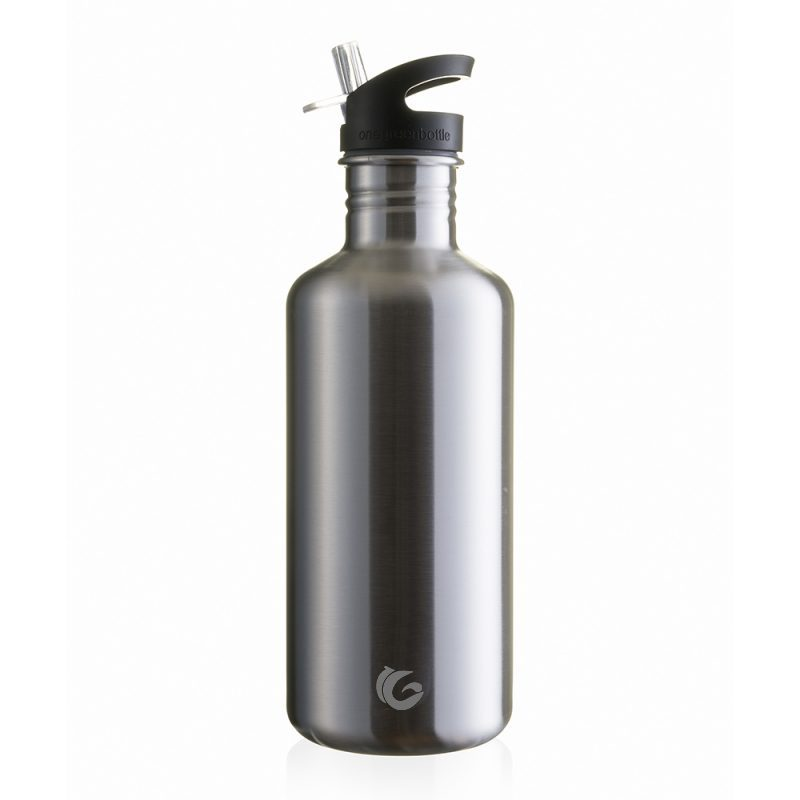 1200ml stainless steel quench cap sports bottle