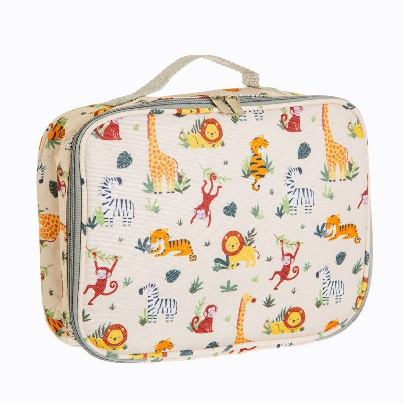 Savannah Safari insulated Lunch box