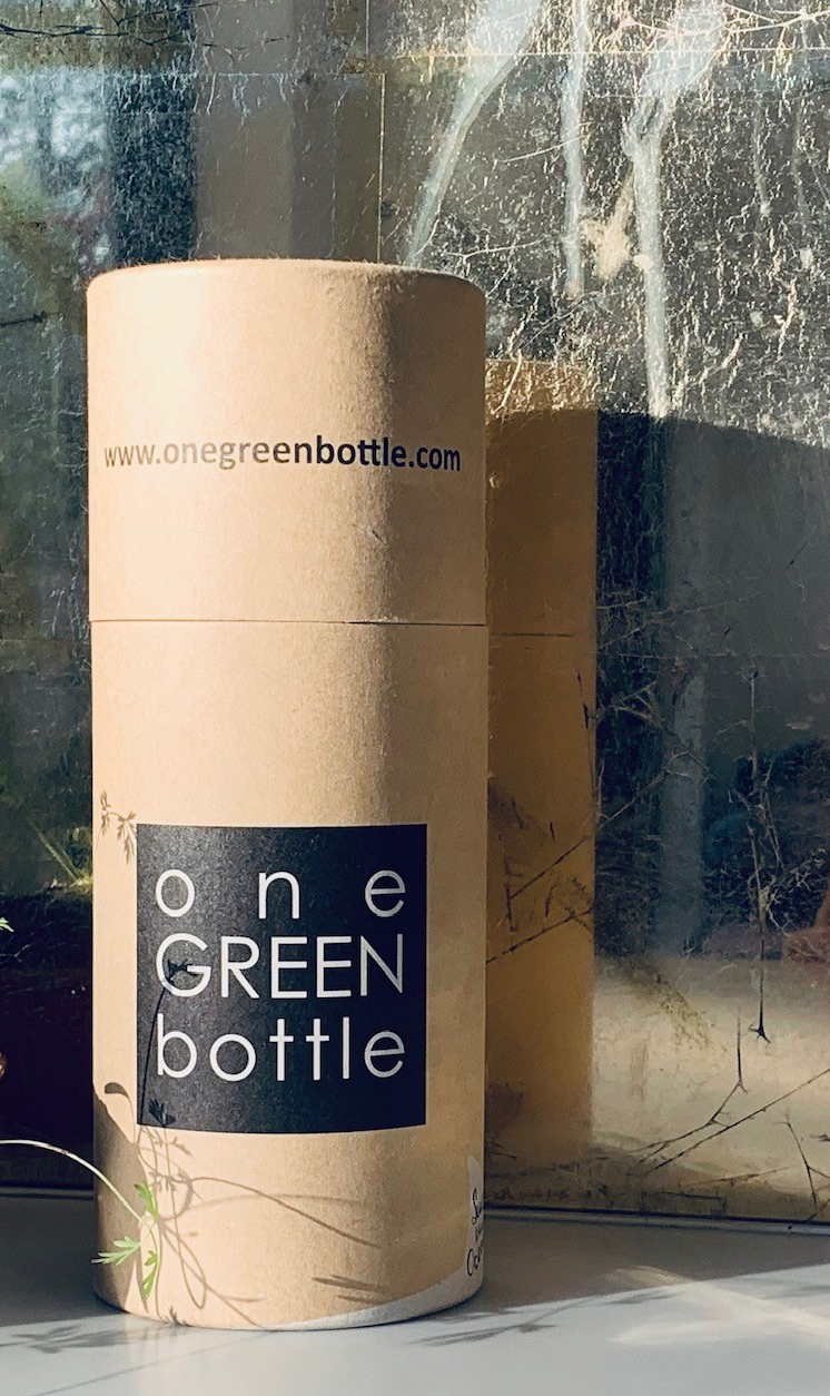 recyclable cylindrical packaging