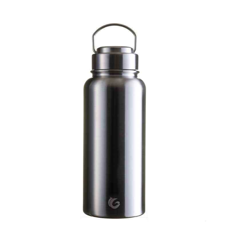 1 Litre Epic insulated stainless steel thermal canteen