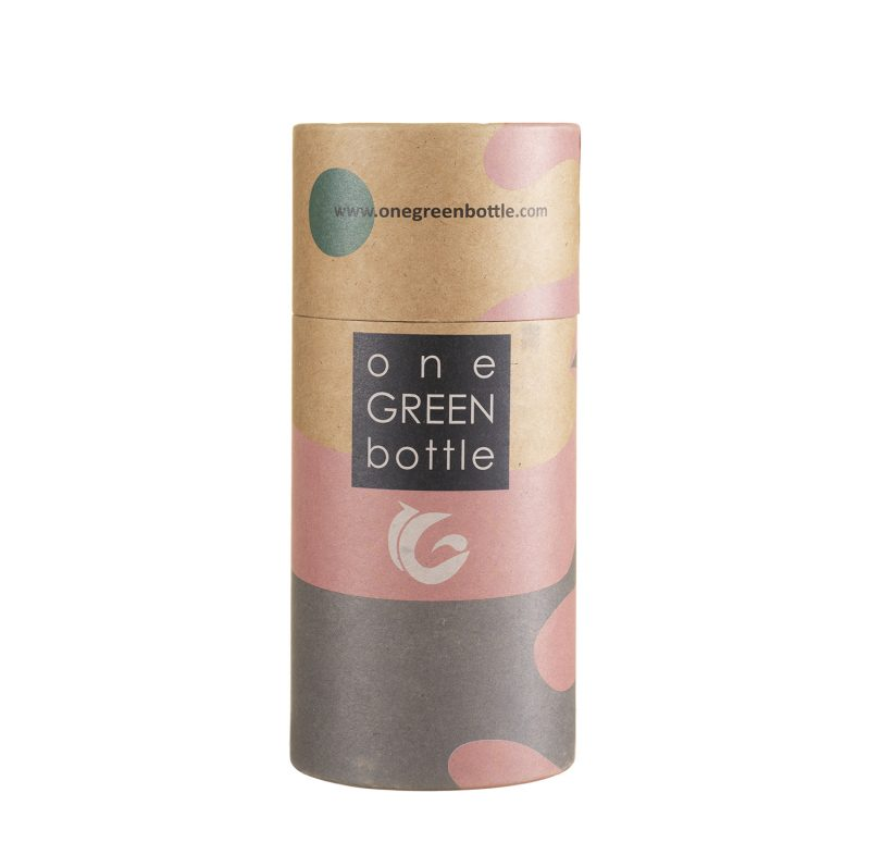 cylindrical packaging eco friendly 100% recyclable