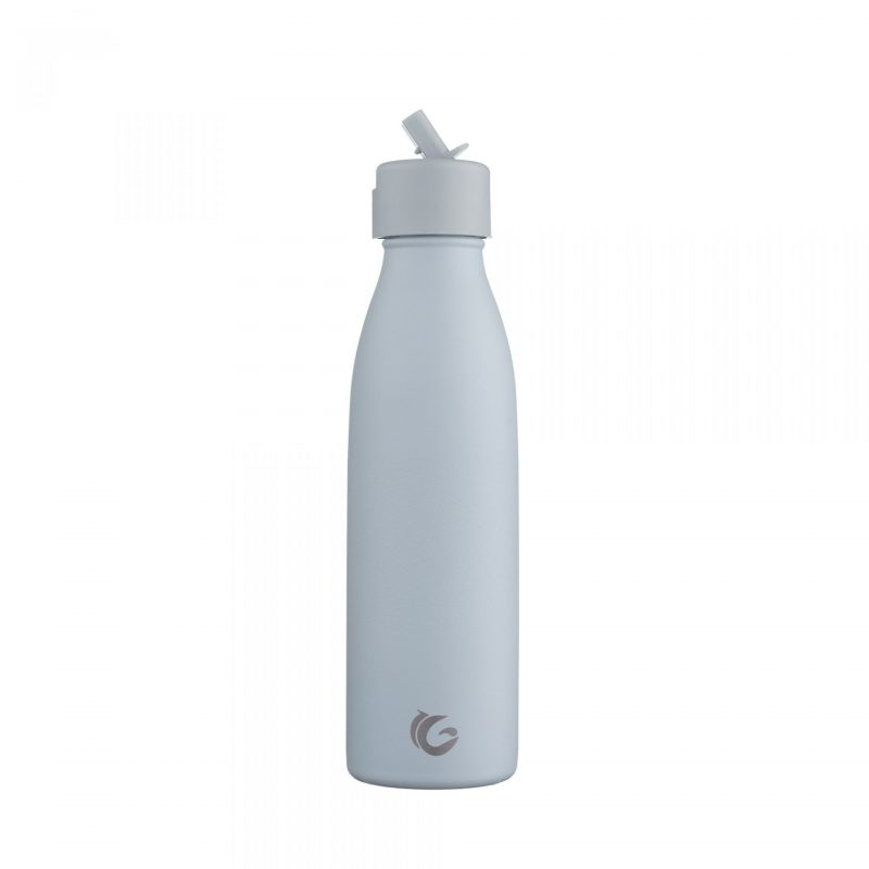 500ml corporate branded stainless steel vacuum insulated bottle onegreenbottle