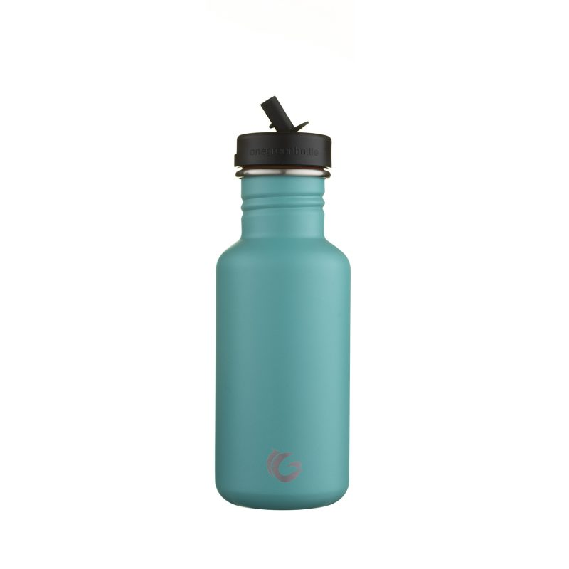 500ml Zen stainless steel bottle onegreenbottle tough canteen