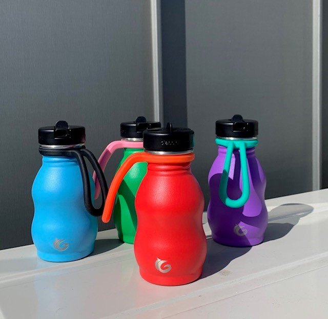 350ml curvy canteens with sloop eco