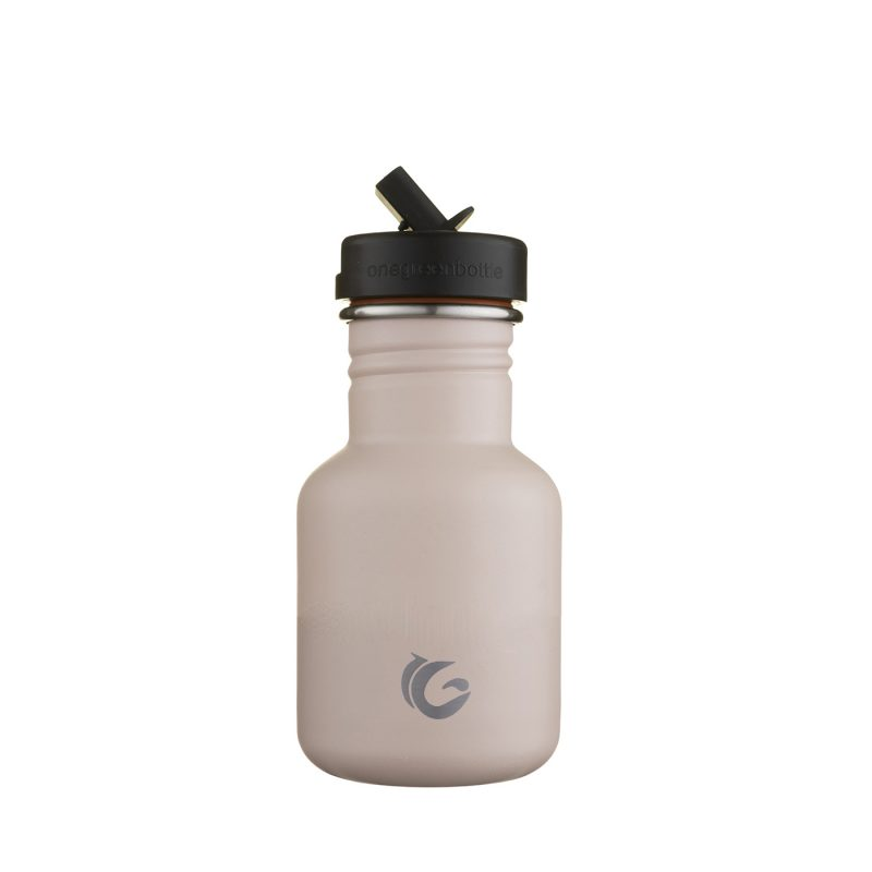 350ml plaster stainless steel tough canteen