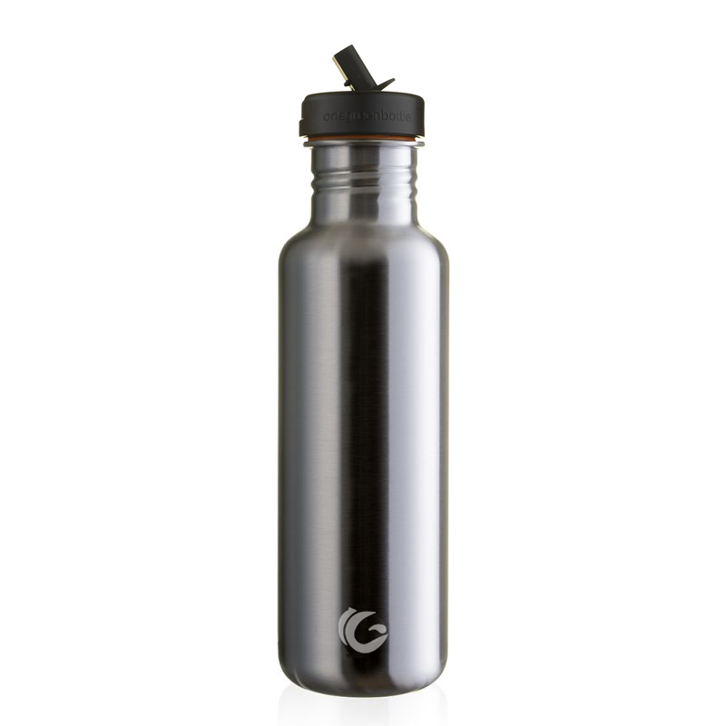 800ml tough canteen stainless steel bottle