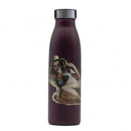 Pin up girl reusable bottle