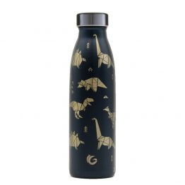Dinosaur reusable thermal bottle